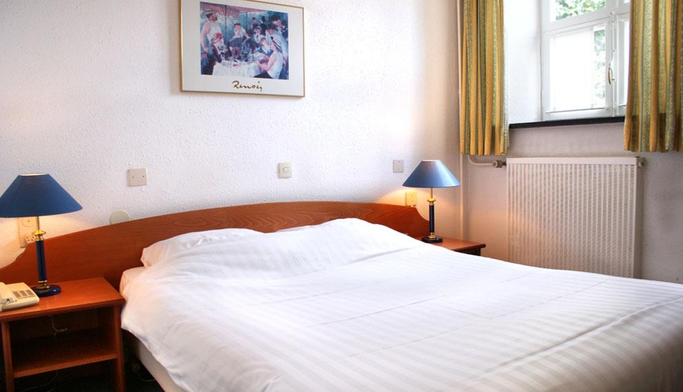 Hotelkamer in Limburg | Hotel-Restaurant La Ville Blanche