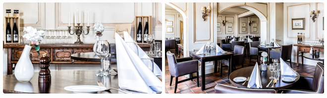 Top Restaurant in Thorn | Hotel La Ville Blanche